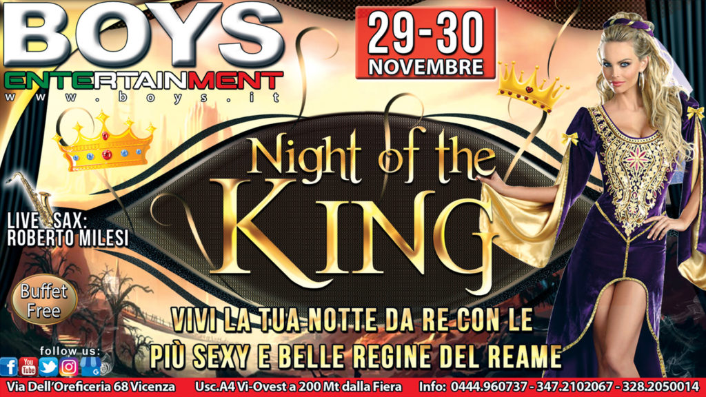 NIGHT OF THE KING