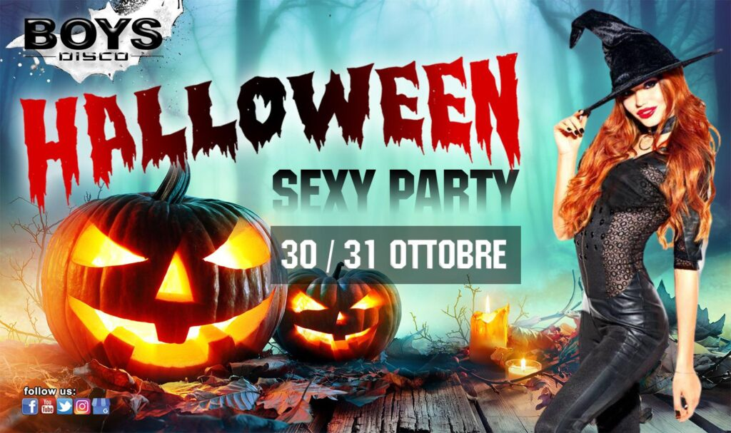 HALLOWEEN SEXY PARTY
